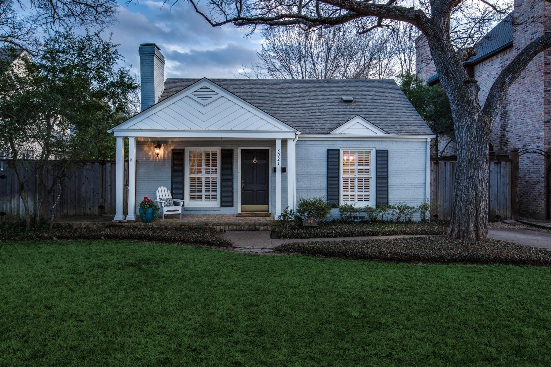 Villa per Vendita alle ore 3921 Amherst Ave, Dallas Dallas, Texas, 75225 Stati Uniti