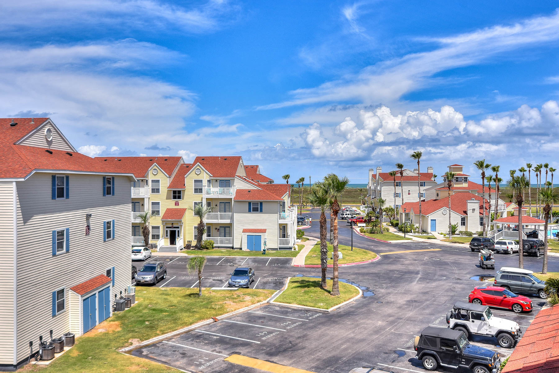 Condominium for Sale at Amazing opportunity at Beach Club Condos 14721 Whitecap Blvd 366 Corpus Christi, Texas 78418 United States