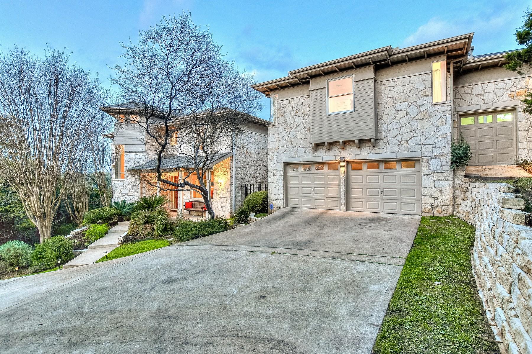 Einfamilienhaus für Verkauf beim High on a Hill with Incredible Views 115 Swiftcurrent Trl Westlake, Texas, 78746 Vereinigte Staaten