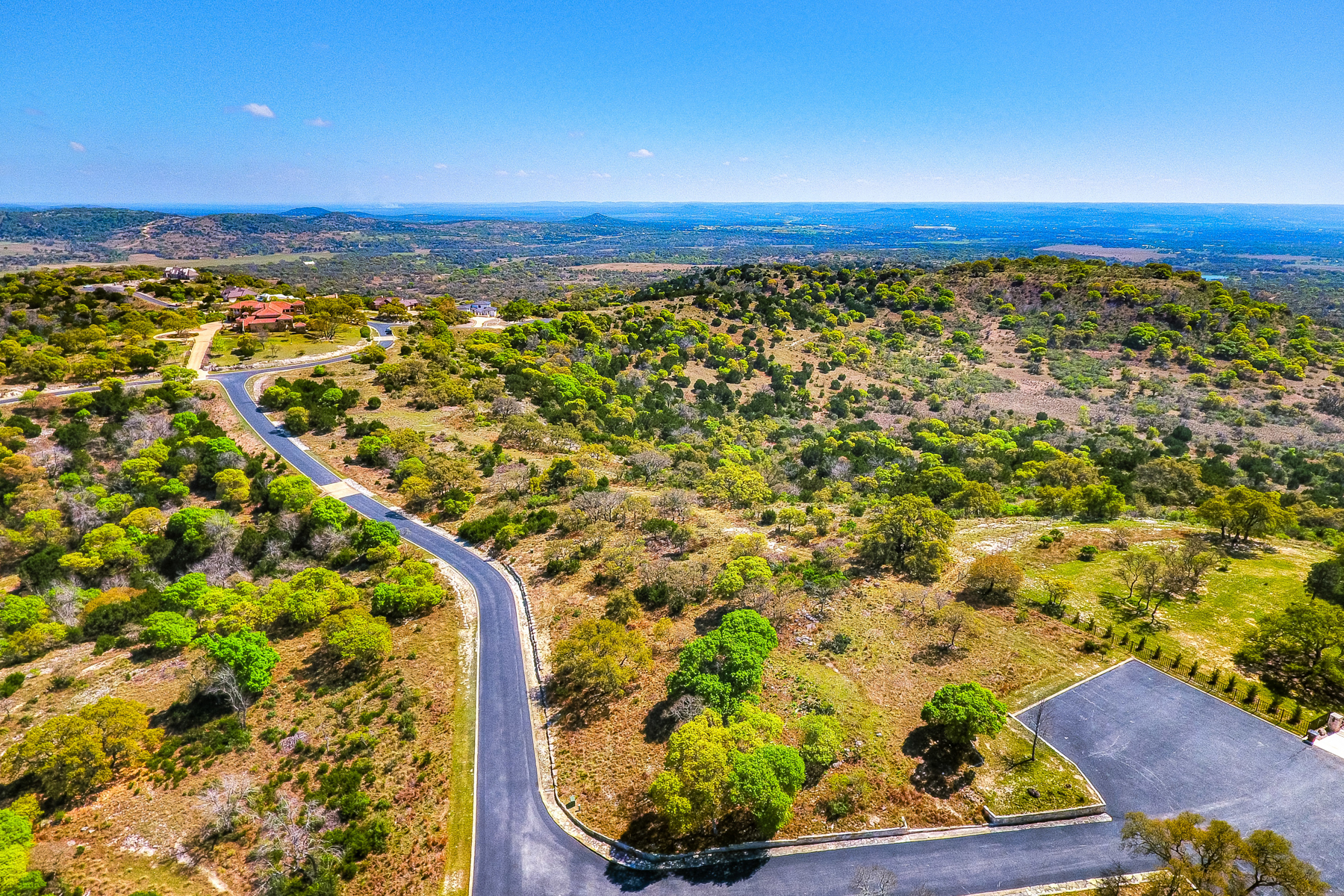Additional photo for property listing at Incredible Hill Top Views in Comfort Lot 34R Painted Sky Comfort, Texas 78013 United States