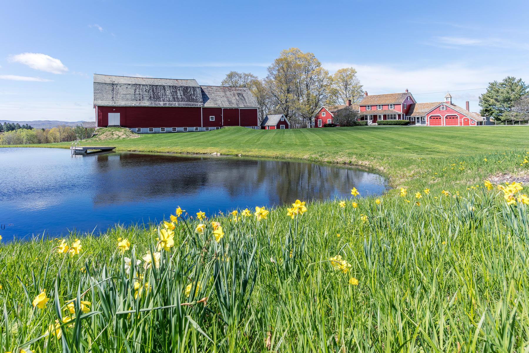 Single Family Home for Sale at Salt Ash Farm 1204 Bailey Rd Shrewsbury, Vermont, 05738 United States