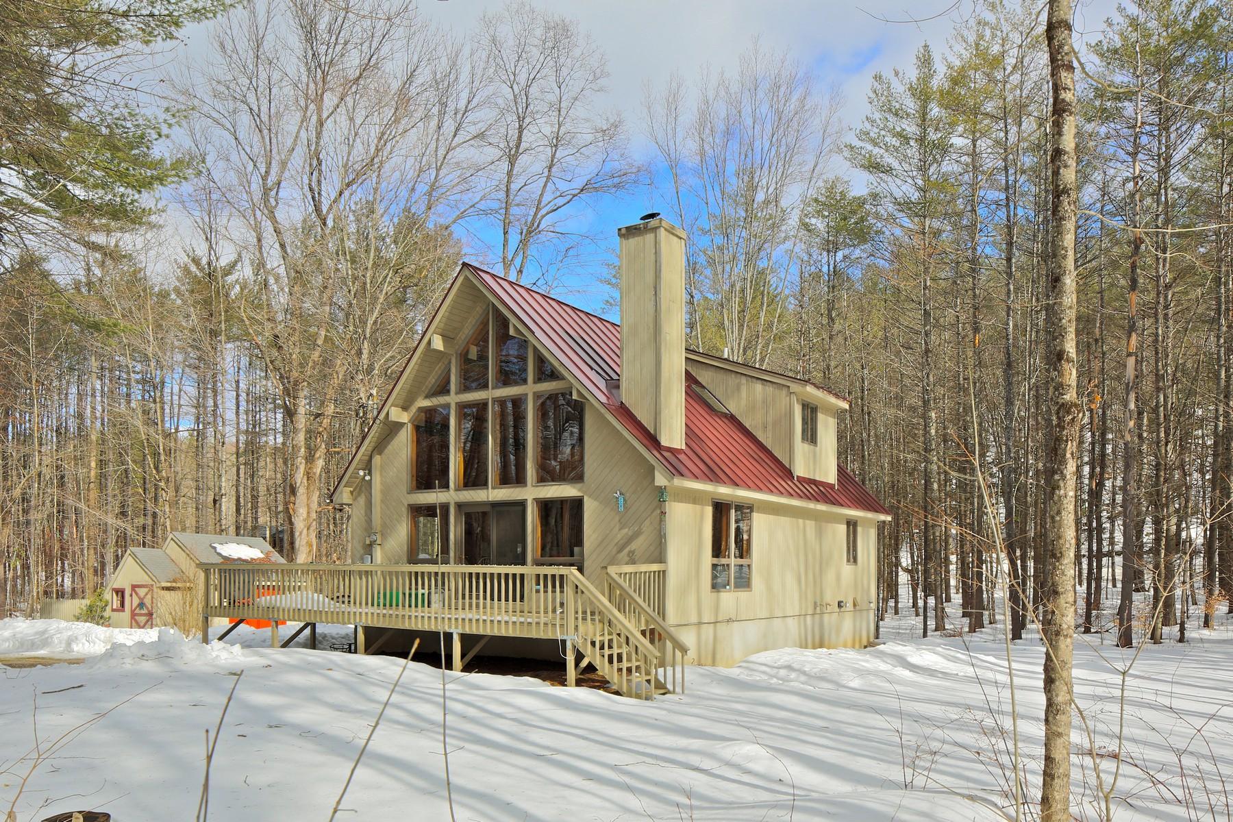 獨棟家庭住宅 為 出售 在 Lake Pauline Access 81 Spruce Ludlow, 佛蒙特州, 05149 美國