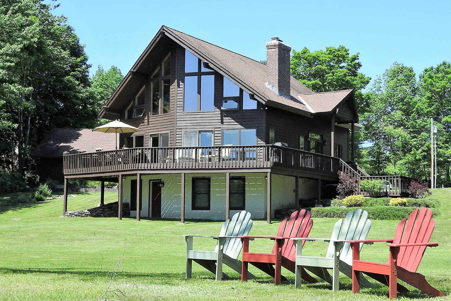Single Family Home for Sale at 109 Johnson Spooner Road, Castleton 109 Johnson Spooner Rd Castleton, Vermont, 05735 United States