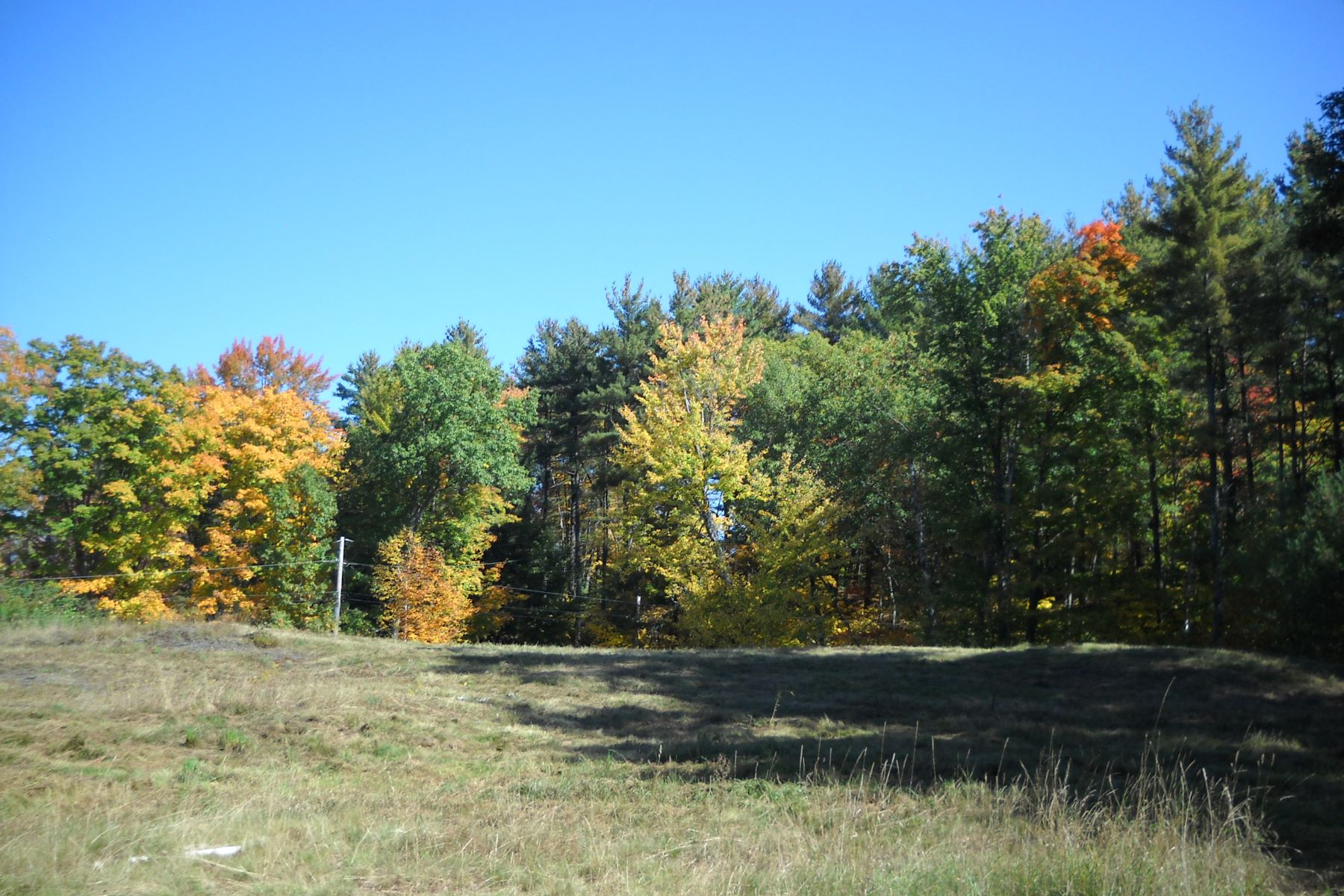 Land for Sale at Sunny, warm and private Terry Hill Rd Fairlee, Vermont, 05045 United States