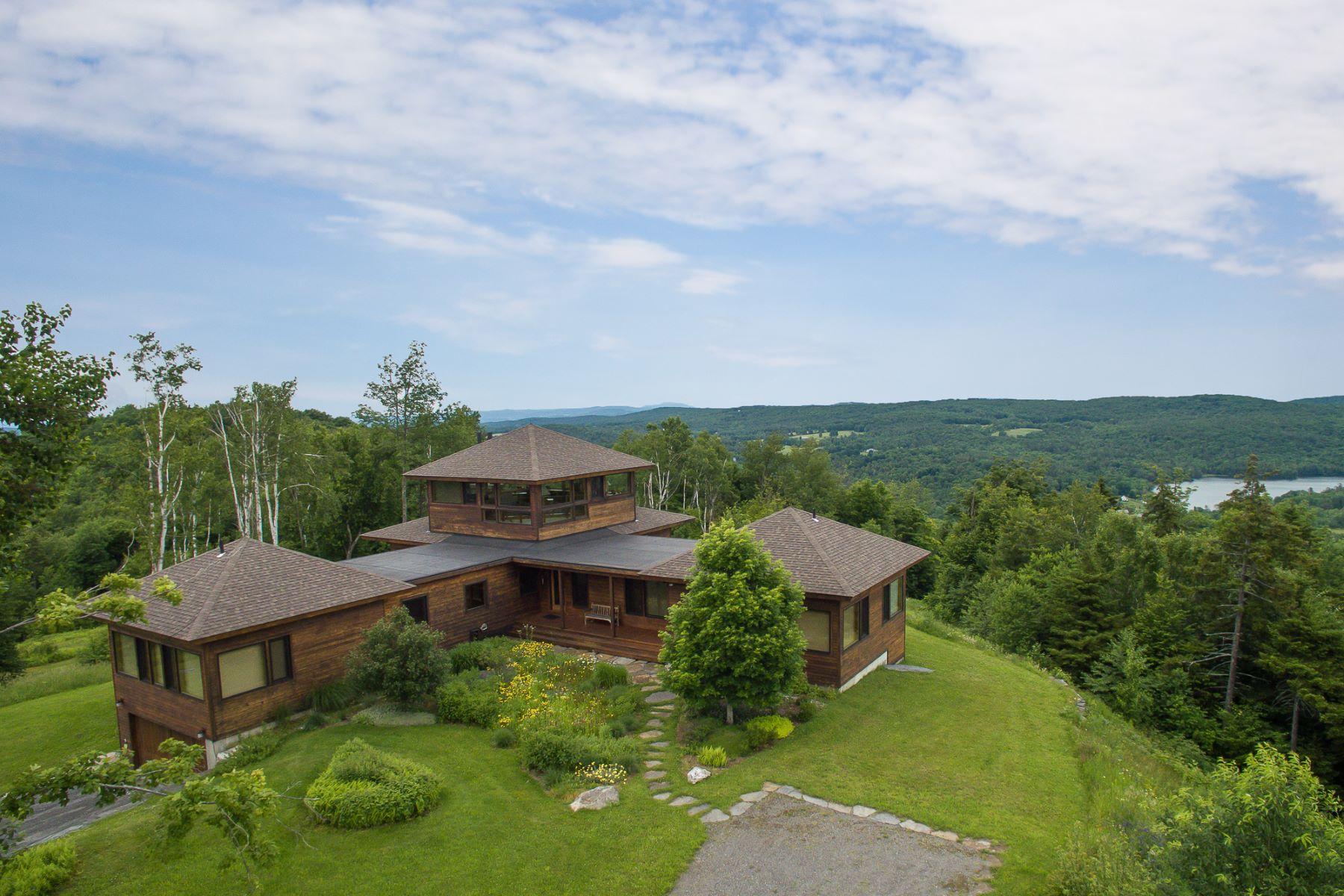 Nhà ở một gia đình vì Bán tại 287 Bennett Road Rd, Barnard Barnard, Vermont, 05031 Hoa Kỳ