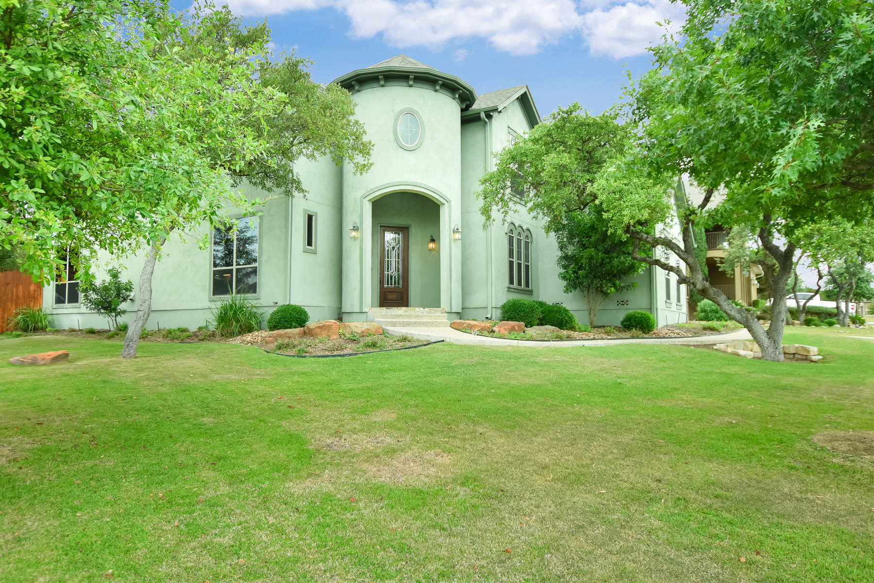 Single Family Home for Sale at Fantastic Home in Boulders at Canyon Springs 25811 Trickling Rock San Antonio, Texas 78260 United States