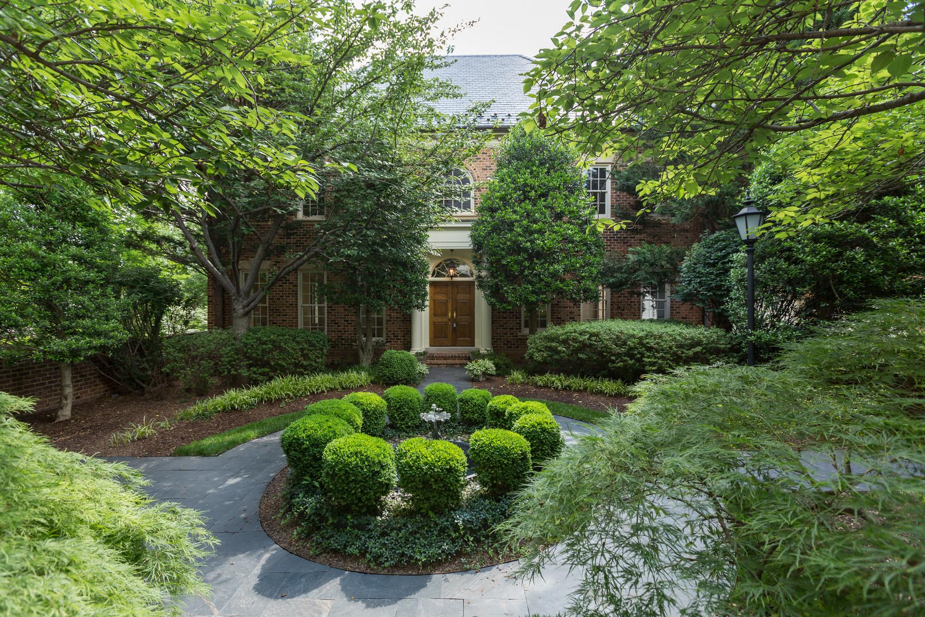 タウンハウス のために 売買 アット 1209 Stuart Robeson Drive, Mclean McLean, バージニア 22101 アメリカ合衆国