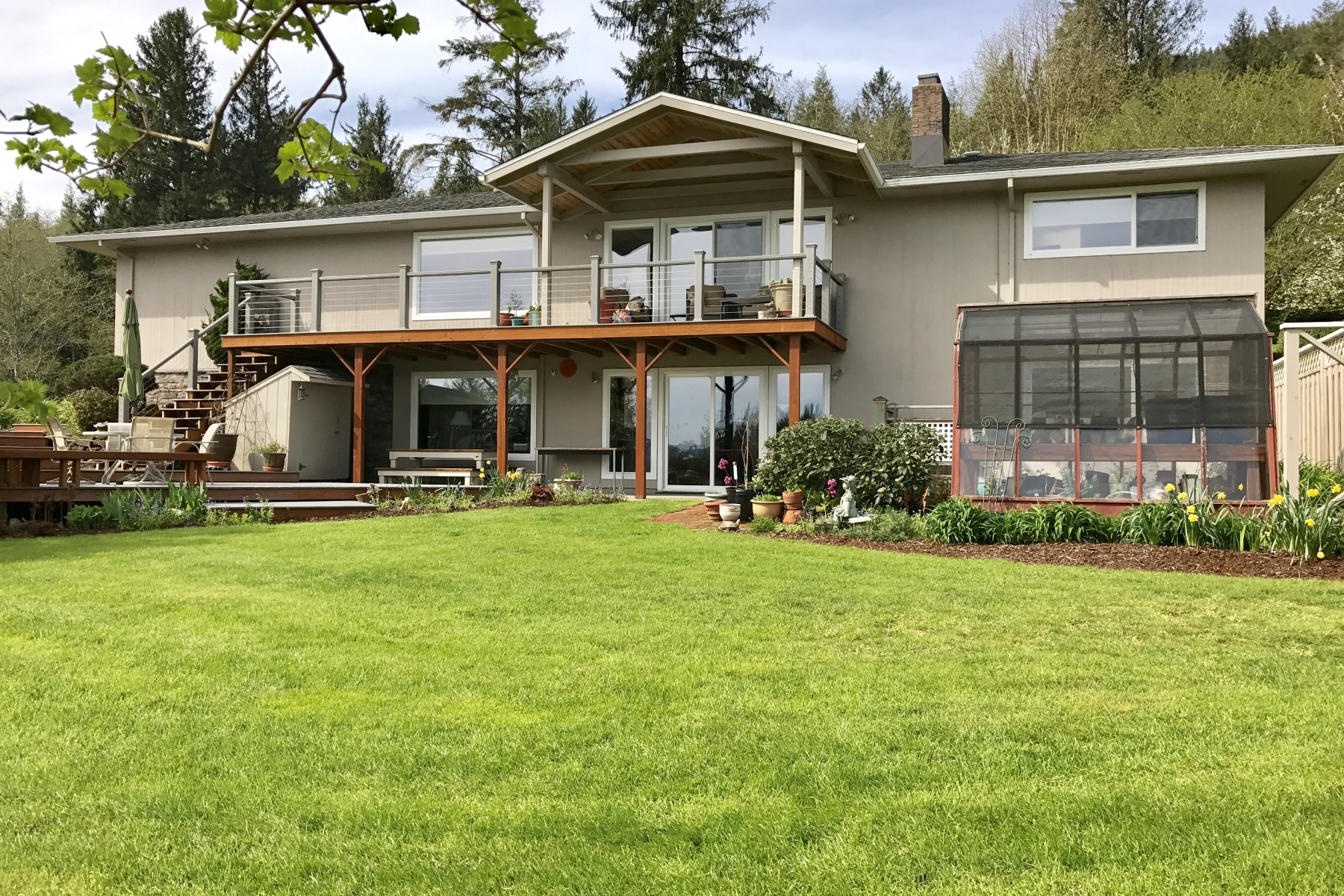Single Family Home for Sale at 3455 NORTHWOOD WAY, TILLAMOOK, OR Tillamook, Oregon, 97141 United States