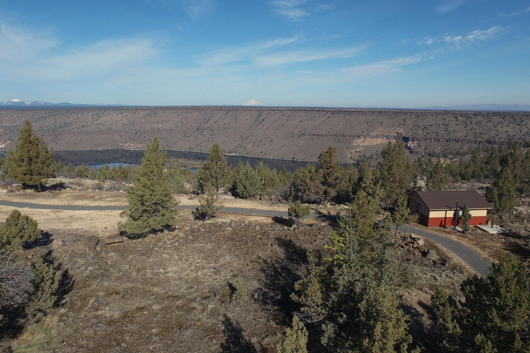 土地 为 销售 在 Lake and Mountain Views! 11250 SW Pixie Ln 卡尔弗, 俄勒冈州, 97734 美国