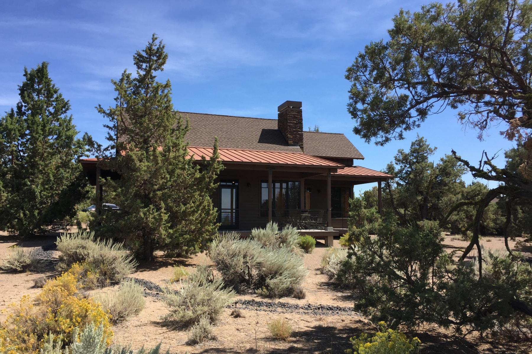 Casa Unifamiliar por un Venta en 16744 SW Brasada Ranch Road Cabin 64, POWELL BUTTE 16744 SW Brasada Ranch Rd Cabin 64 Powell Butte, Oregon, 97753 Estados Unidos