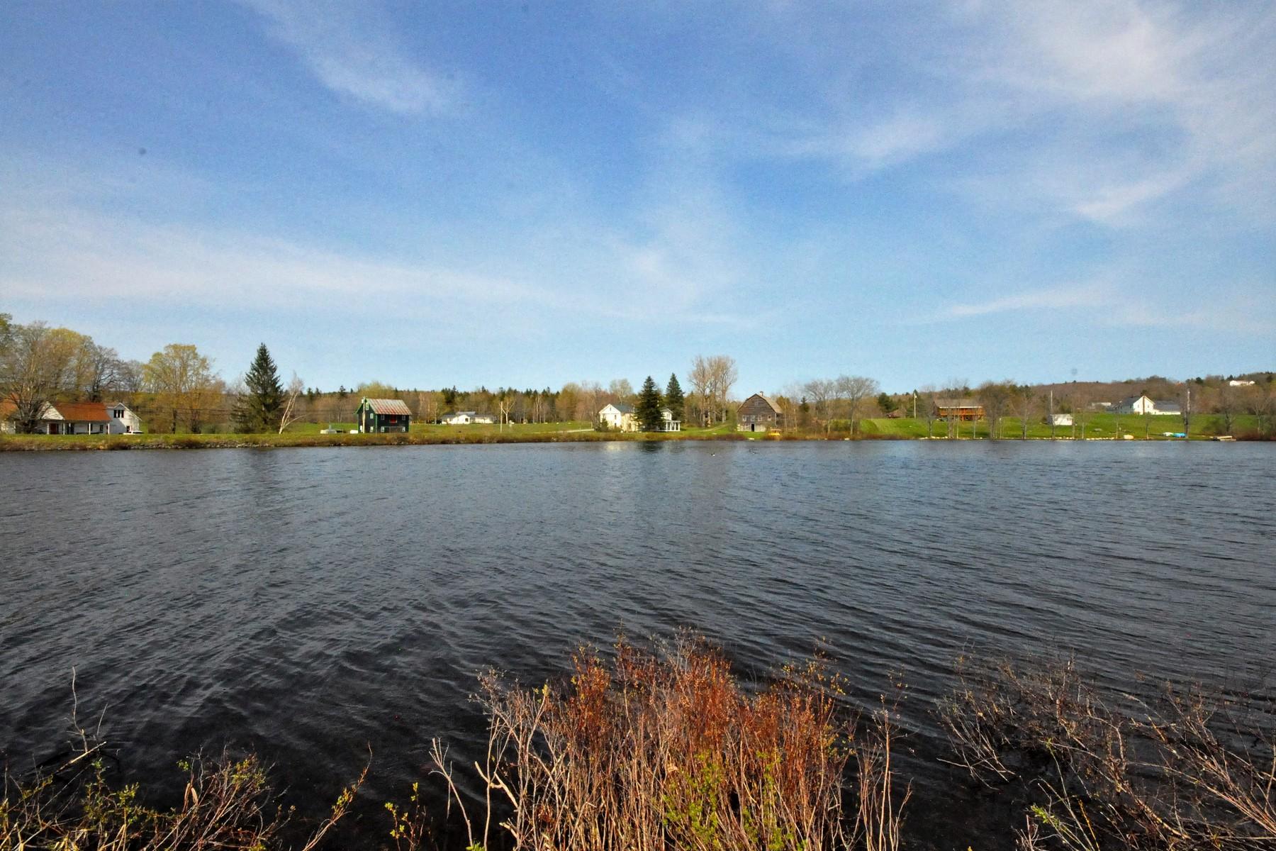 Terrain pour l Vente à Waterfront Lot on Lake Sadawga Lot 1 Tyanoga Dr Whitingham, Vermont, 05361 États-Unis