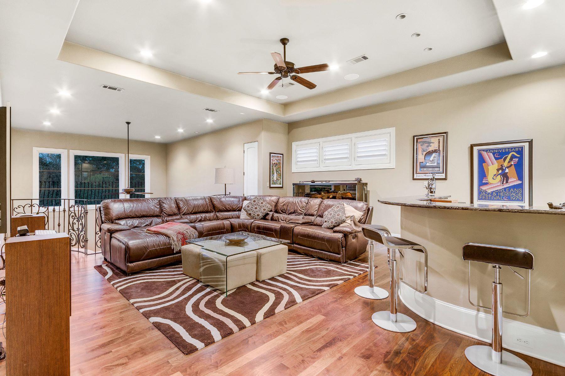 Additional photo for property listing at Sophisticated Barton Creek Estate 8416 Calera Dr Austin, Texas 78735 Estados Unidos