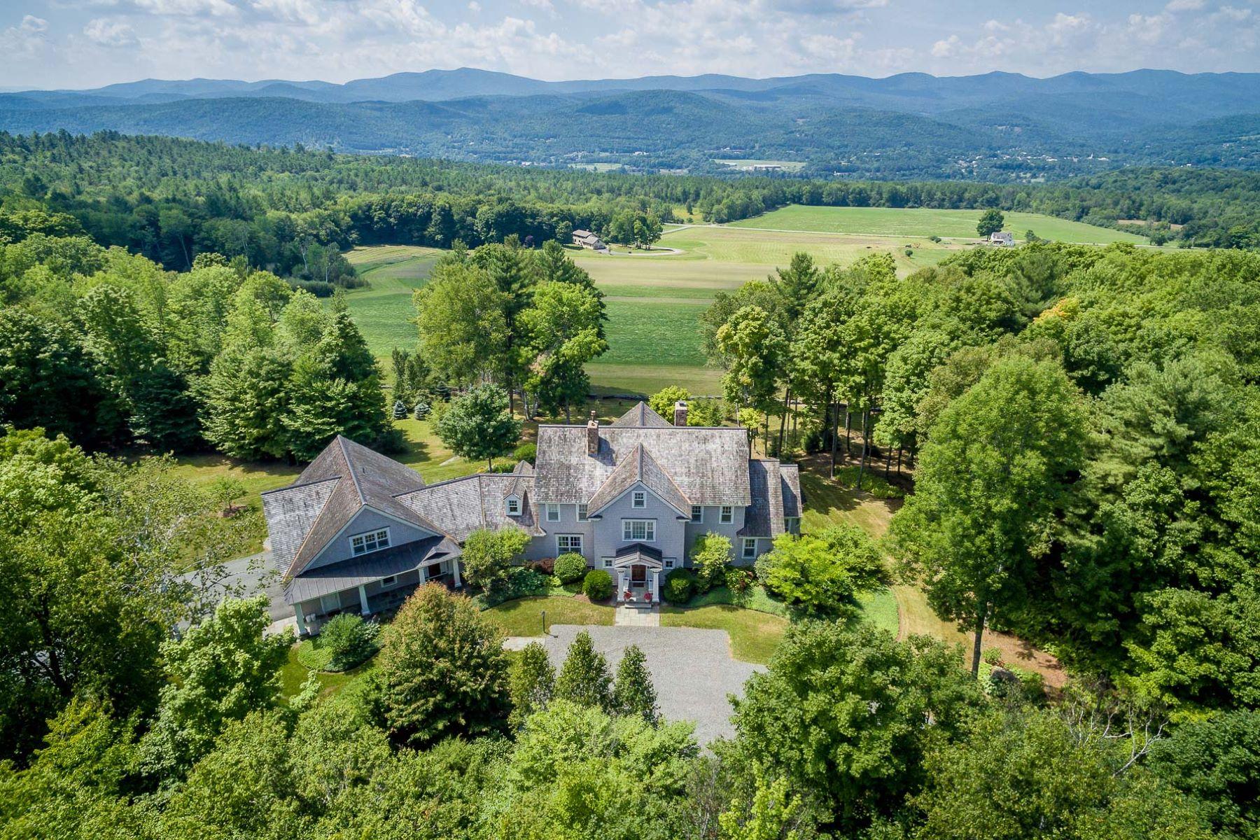 獨棟家庭住宅 為 出售 在 601 Sarum Hill Ln, Randolph Randolph, 佛蒙特州, 05041 美國