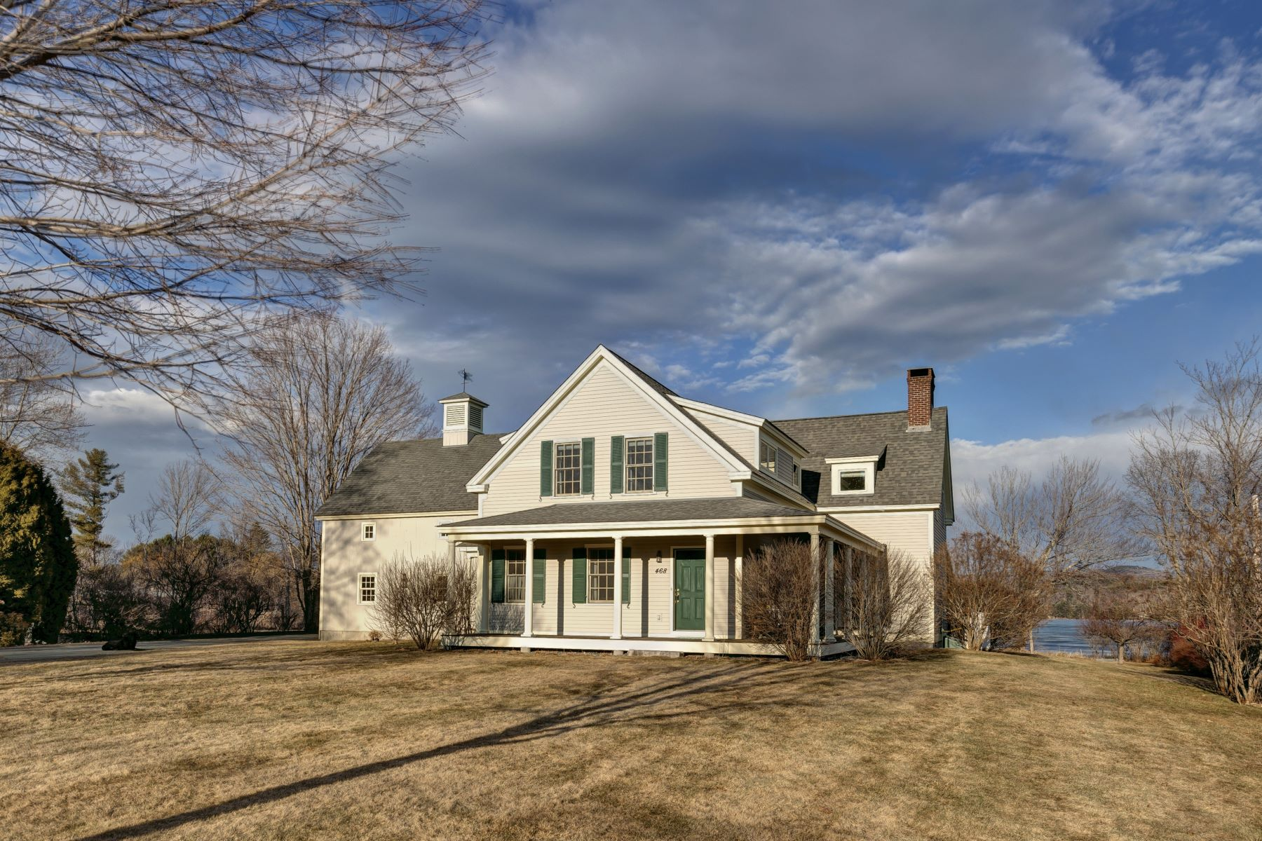 Single Family Home for Sale at 468 Canaan, Canaan Canaan, New Hampshire 03741 United States