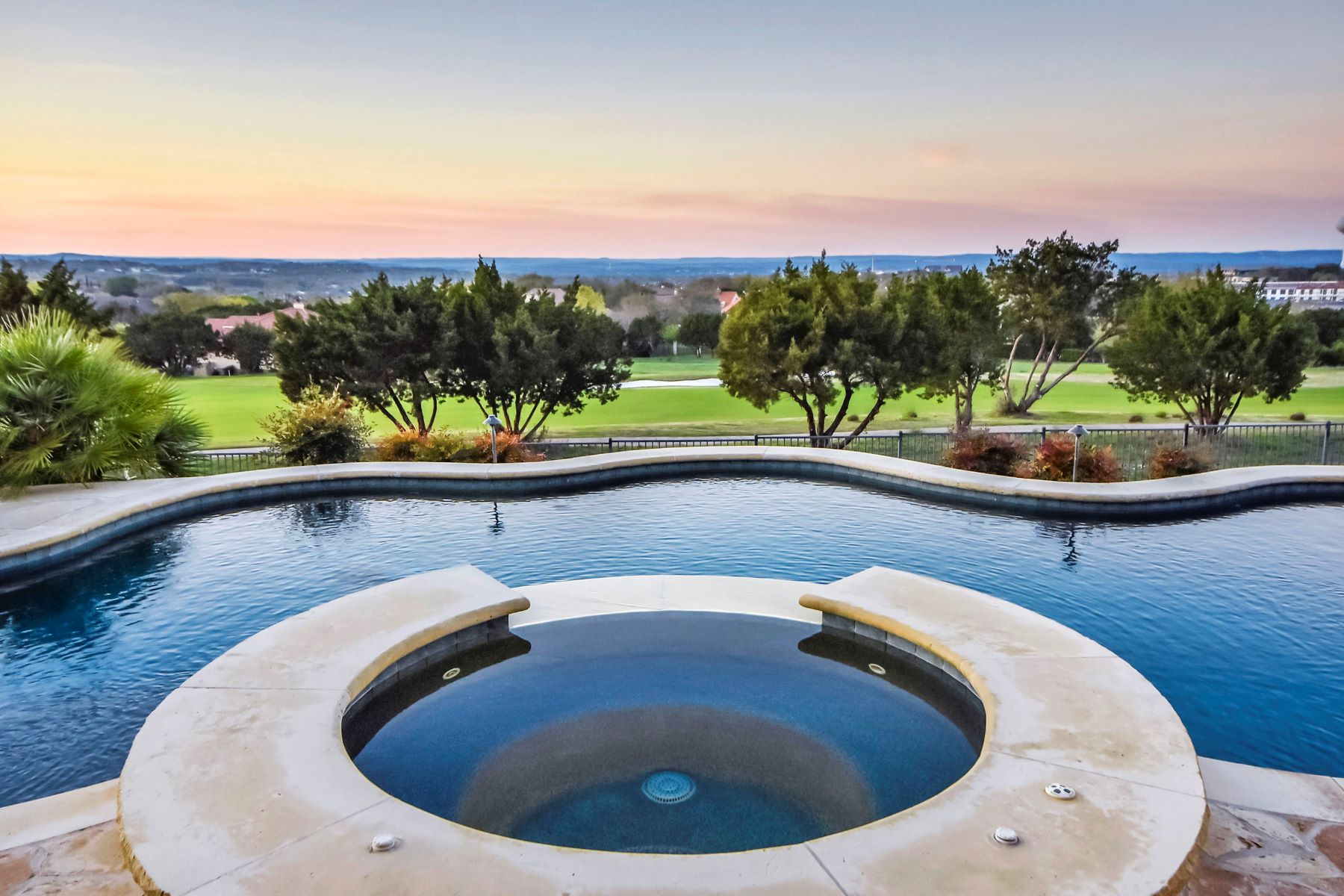 Single Family Home for Sale at An Entertainer's Dream with Stunning Sunset Views 205 Neville Wood Ct Austin, Texas, 78738 United States