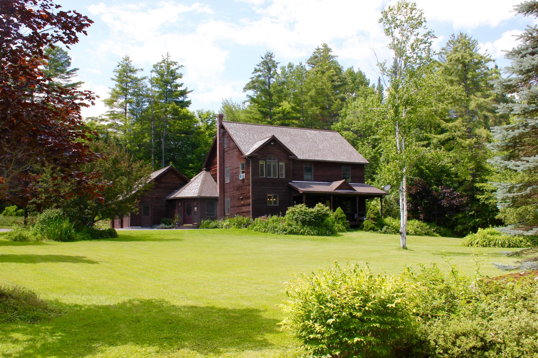 Single Family Home for Sale at Contemporary Farmhouse 2041 Russellville Rd Shrewsbury, Vermont, 05738 United States