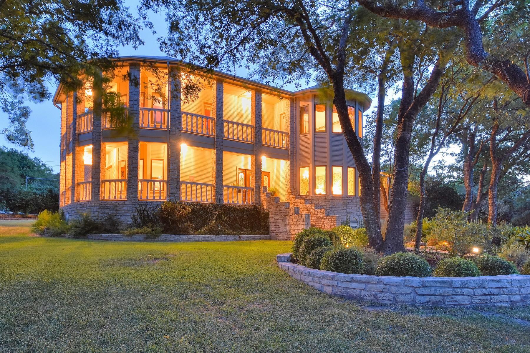Einfamilienhaus für Verkauf beim Single Owner Roby Roy Estate 5 Muir Ln Austin, Texas, 78746 Vereinigte Staaten