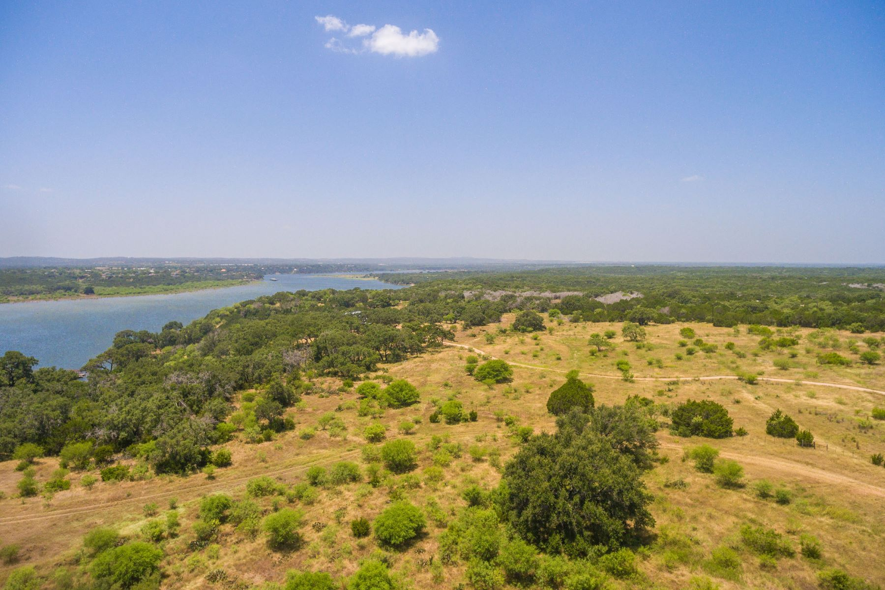 Farm / Ranch / Plantation for Sale at Breathtaking Waterfront Acreage 28217 Turner Ranch Rd Marble Falls, Texas 78654 United States