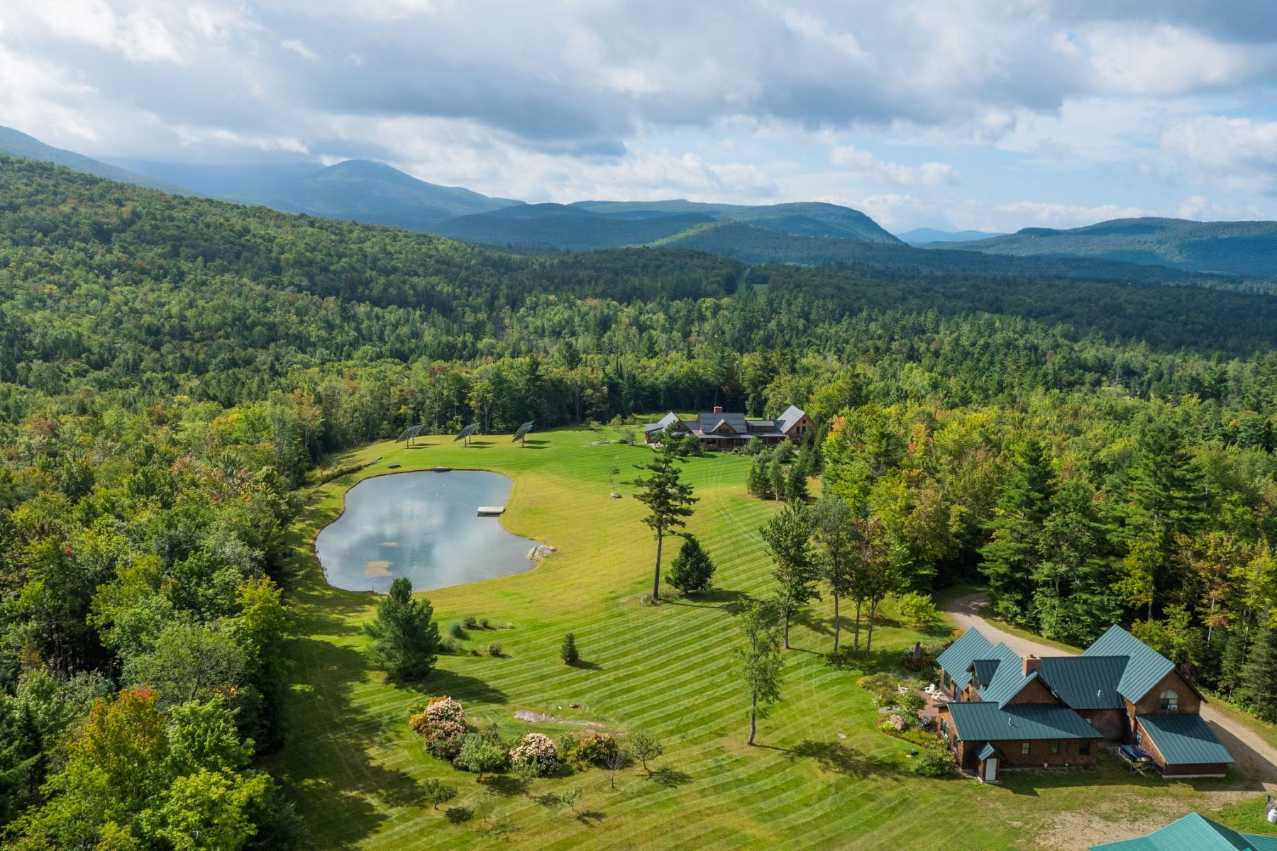 Single Family Home for Sale at 531 North Geary, Lincoln Lincoln, Vermont, 05443 United States