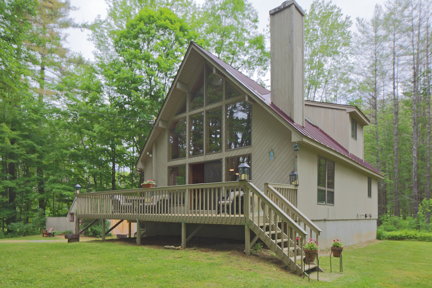 Single Family Home for Sale at Lake Pauline Access 81 Spruce Ludlow, Vermont, 05149 United States