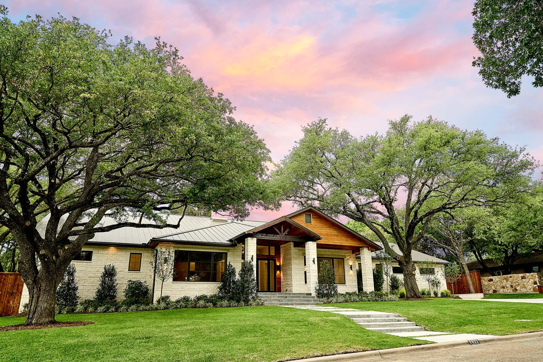 独户住宅 为 销售 在 Lakewood Modern 6832 Westlake Ave 达拉斯, 得克萨斯州, 75214 美国
