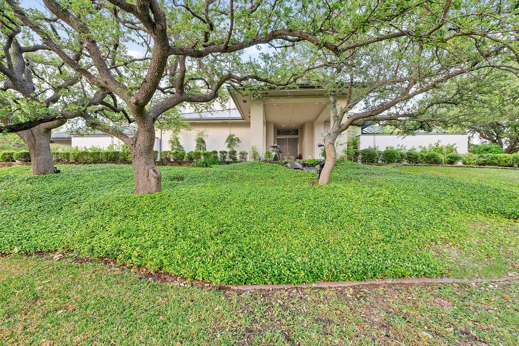 一戸建て のために 売買 アット 6208 Indian Creek Drive, Westover Hills Westover Hills, テキサス, 76107 アメリカ合衆国