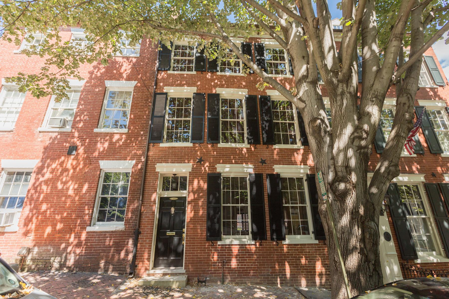 Einfamilienhaus für Verkauf beim Old Town 117 Prince St Alexandria, Virginia 22314 Vereinigte Staaten