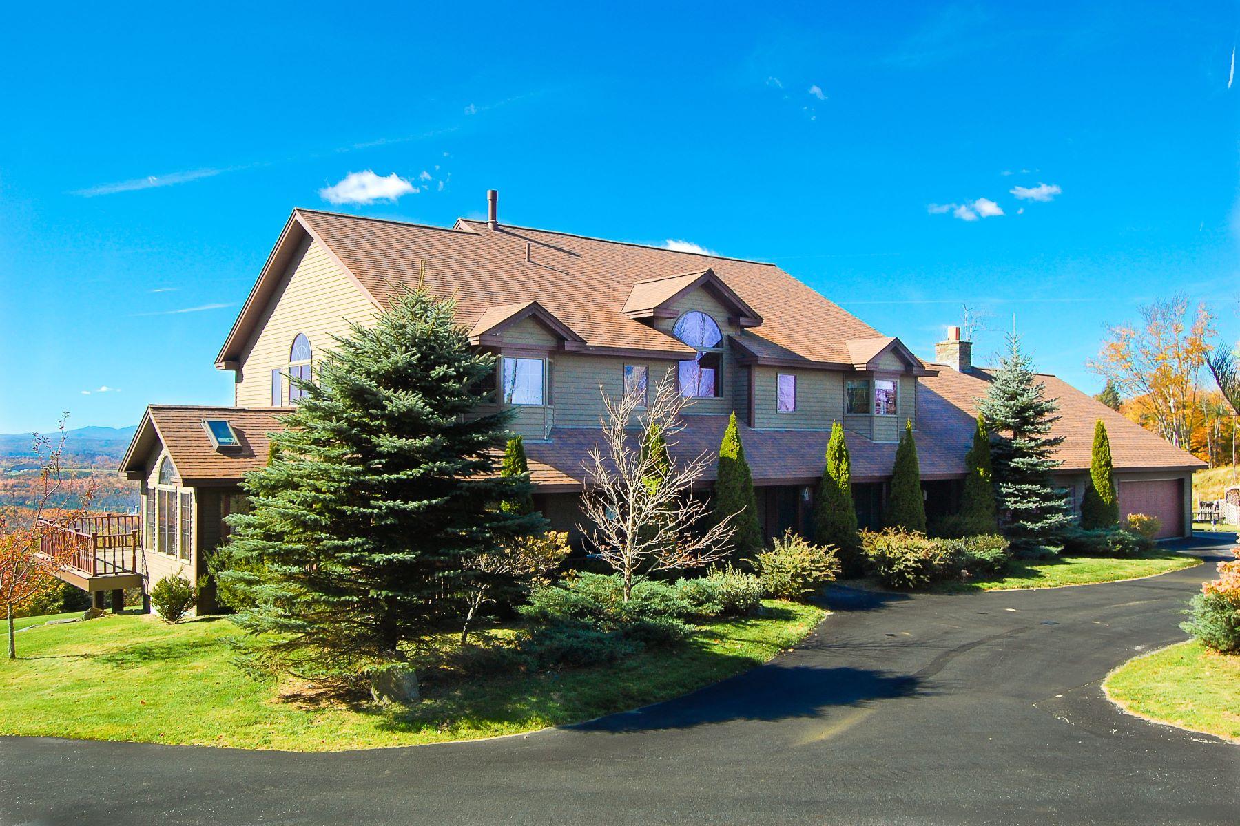 Maison unifamiliale pour l Vente à Contemporary 3 bedroom home in Lebanon with views 109 Eastman Hill Lebanon, New Hampshire, 03766 États-Unis