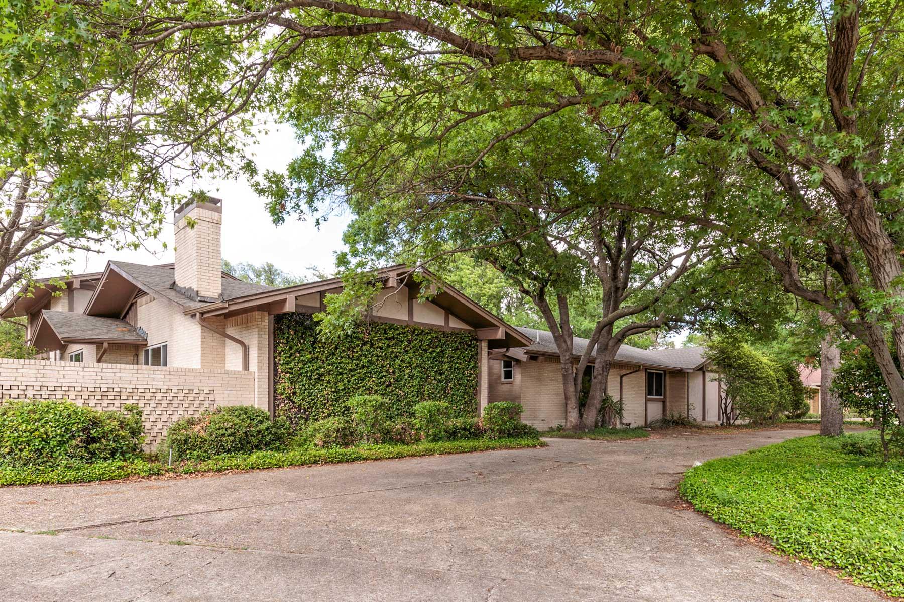 獨棟家庭住宅 為 出售 在 5731 Mcshann Rd, Dallas Dallas, 德克薩斯州, 75230 美國