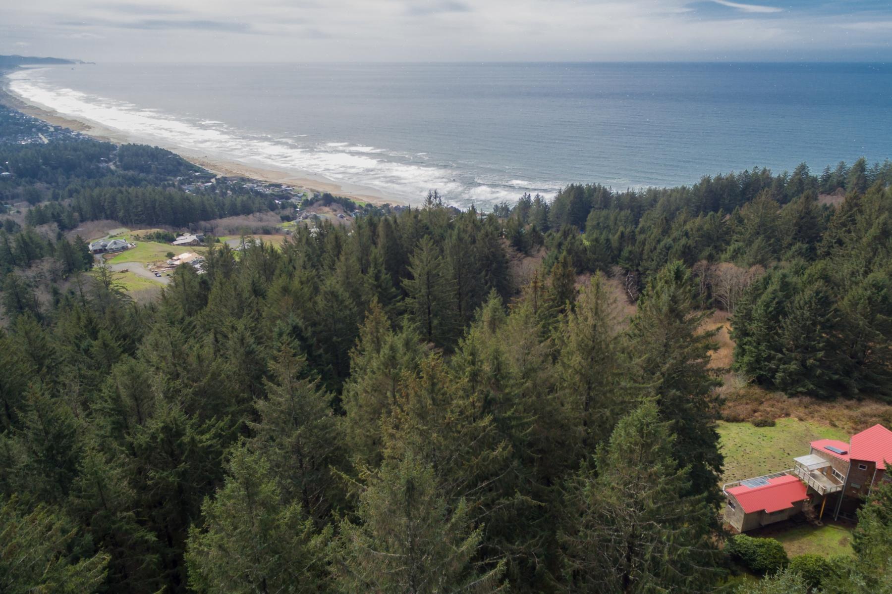 Einfamilienhaus für Verkauf beim 38555 N HWY 101, MANZANITA Manzanita, Oregon, 97130 Vereinigte Staaten