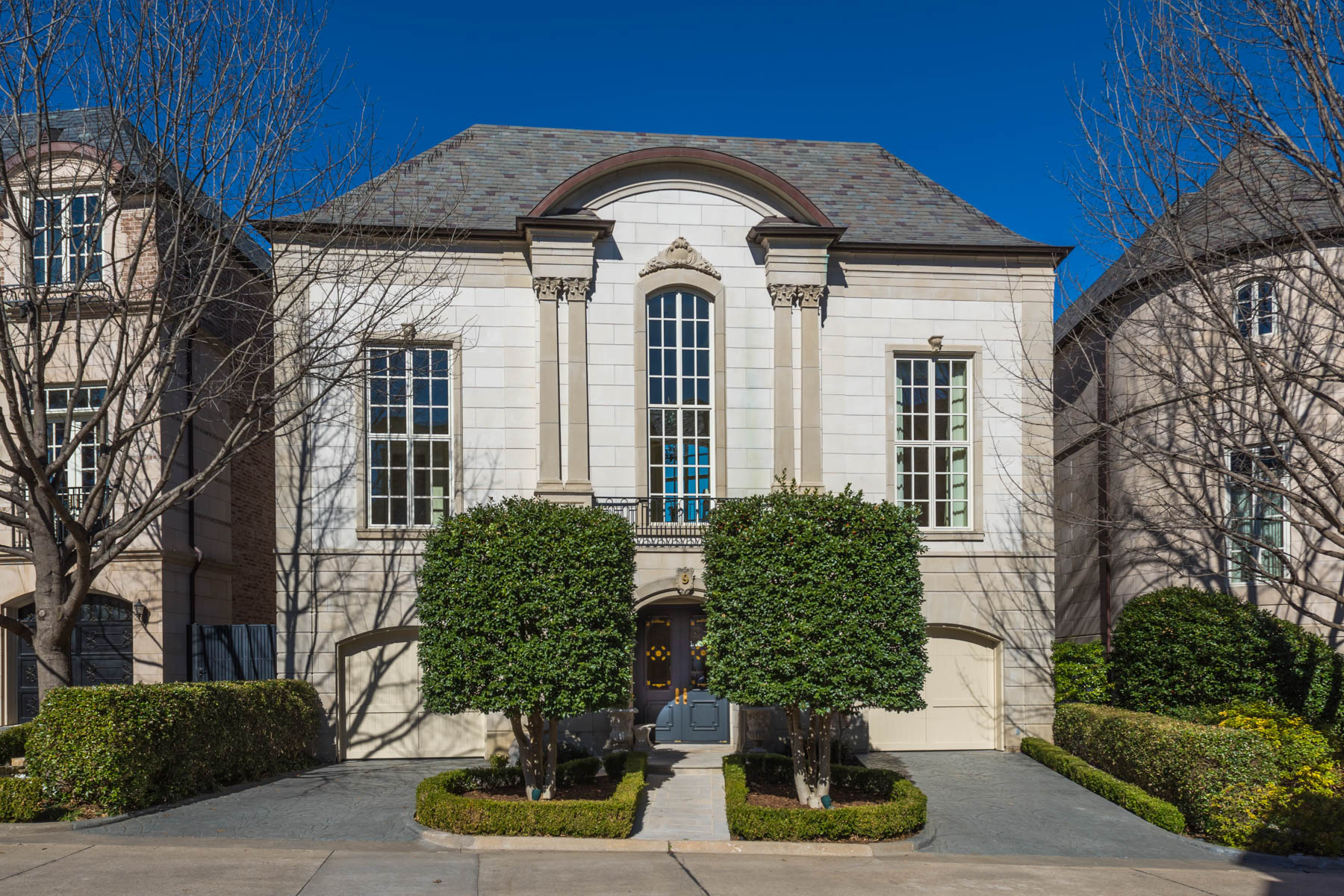 Single Family Home for Sale at Curated French Provincial Limestone 3901 Turtle Creek Blvd 9 Dallas, Texas, 75219 United States