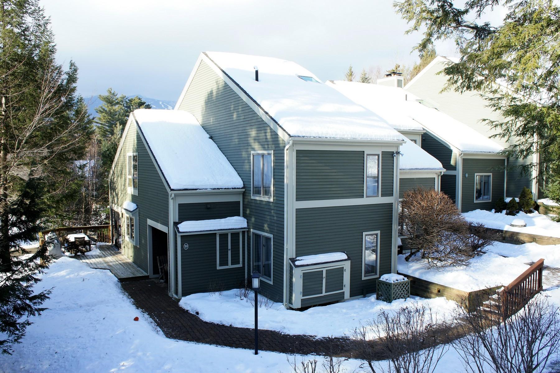共管式独立产权公寓 为 销售 在 384 D Topnotch, Stowe 斯托, 佛蒙特州, 05672 美国