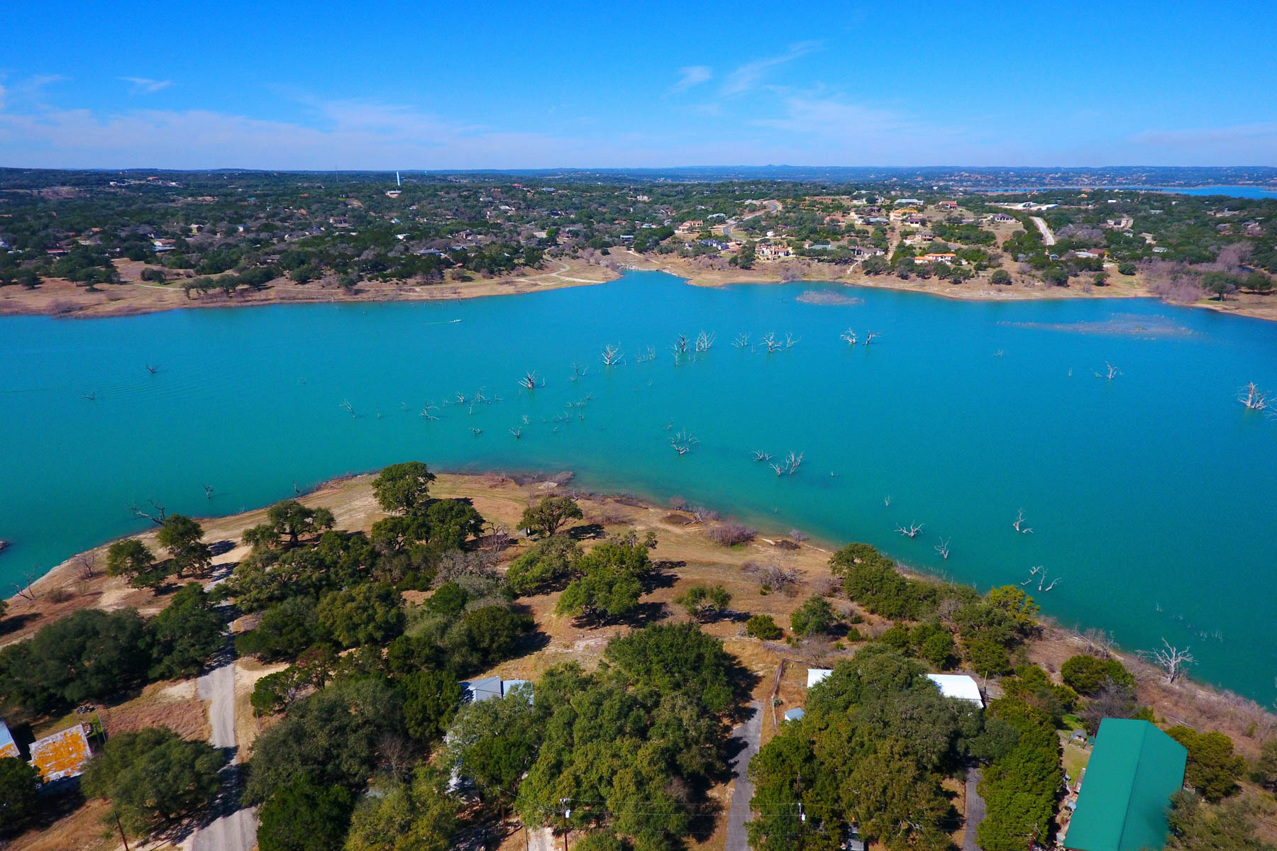 Land for Sale at Lakefront Lots in Waterfront Park 15581570 Canyon Ridge Dr Canyon Lake, Texas 78133 United States