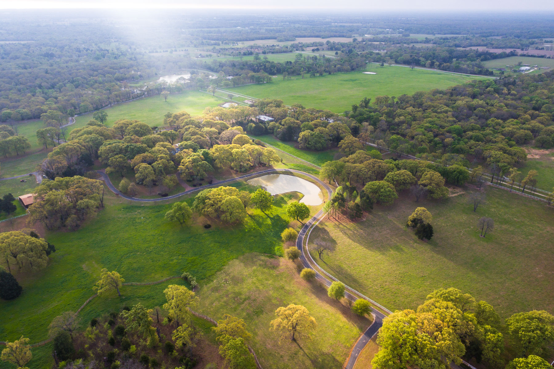 Farm / Ranch / Plantation للـ Sale في Raintree Ranch - 450 Acres 3641 Rs County Road 1320, Emory, Texas, 75440 United States