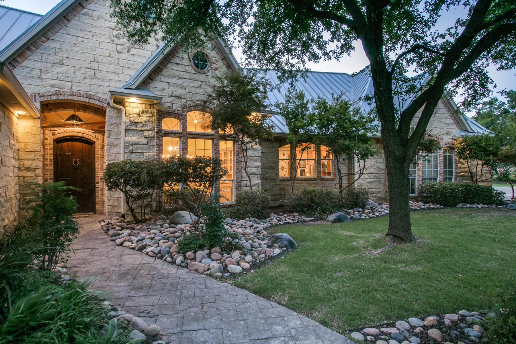 Single Family Home for Sale at Equestrian Horse Property 1340 E FM 544 Wylie, Texas 75098 United States