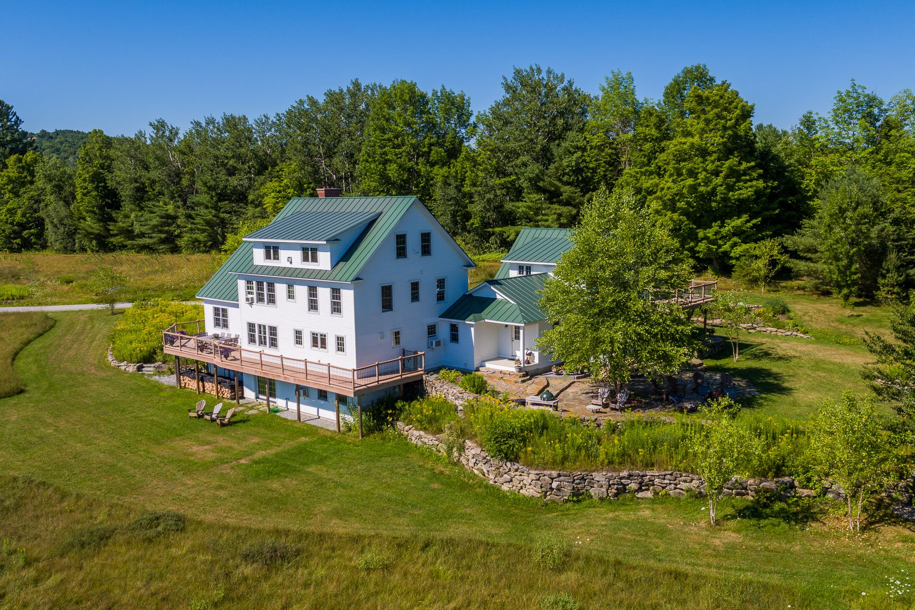 Single Family Home for Sale at 593 Lear Hill Road Rd, Unity Unity, New Hampshire 03773 United States