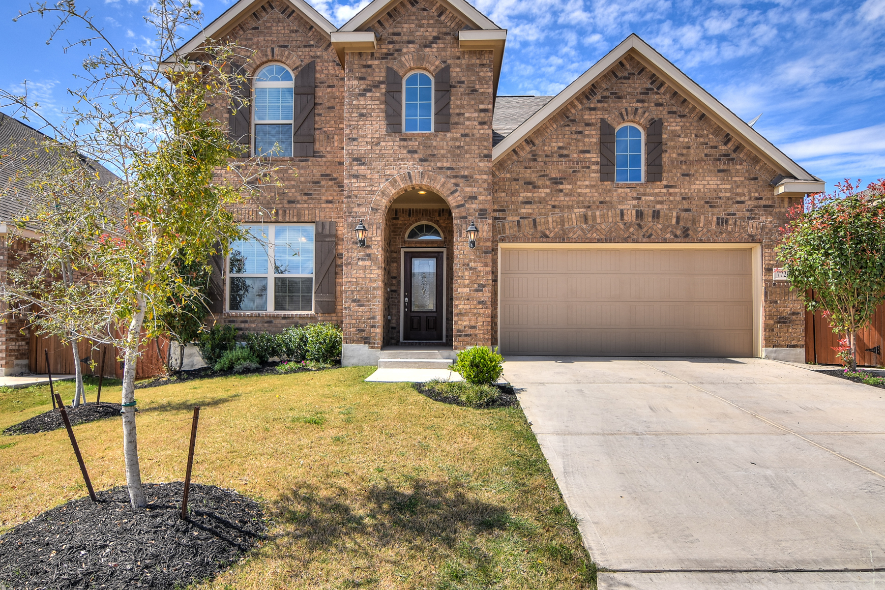 Single Family Home for Sale at Move-In Ready in Stillwater Ranch 7727 William Bonney San Antonio, Texas, 78254 United States