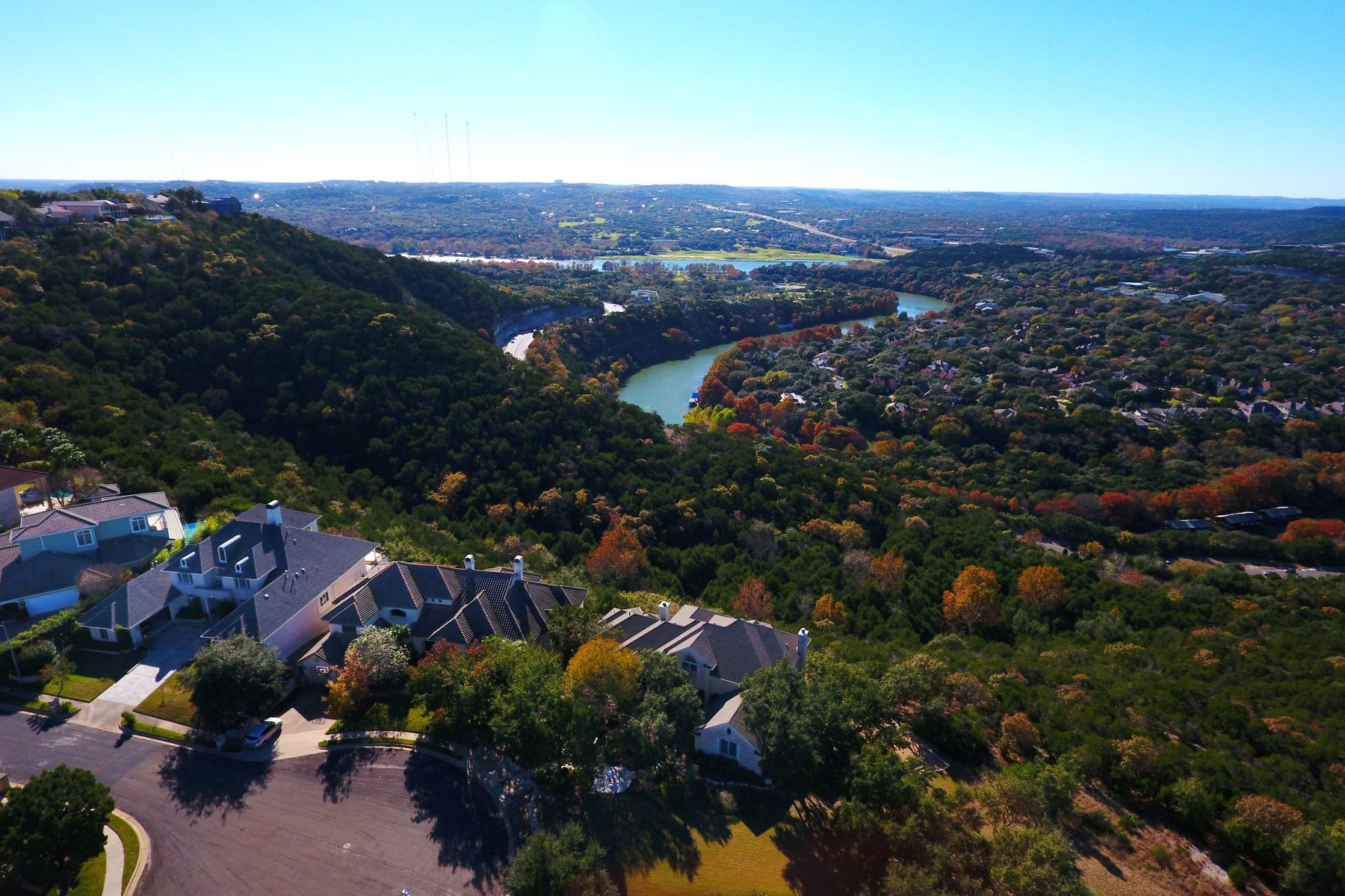 Single Family Home for Sale at One in A Million Panoramic Views 4747 Cat Mountain Dr Austin, Texas 78731 United States