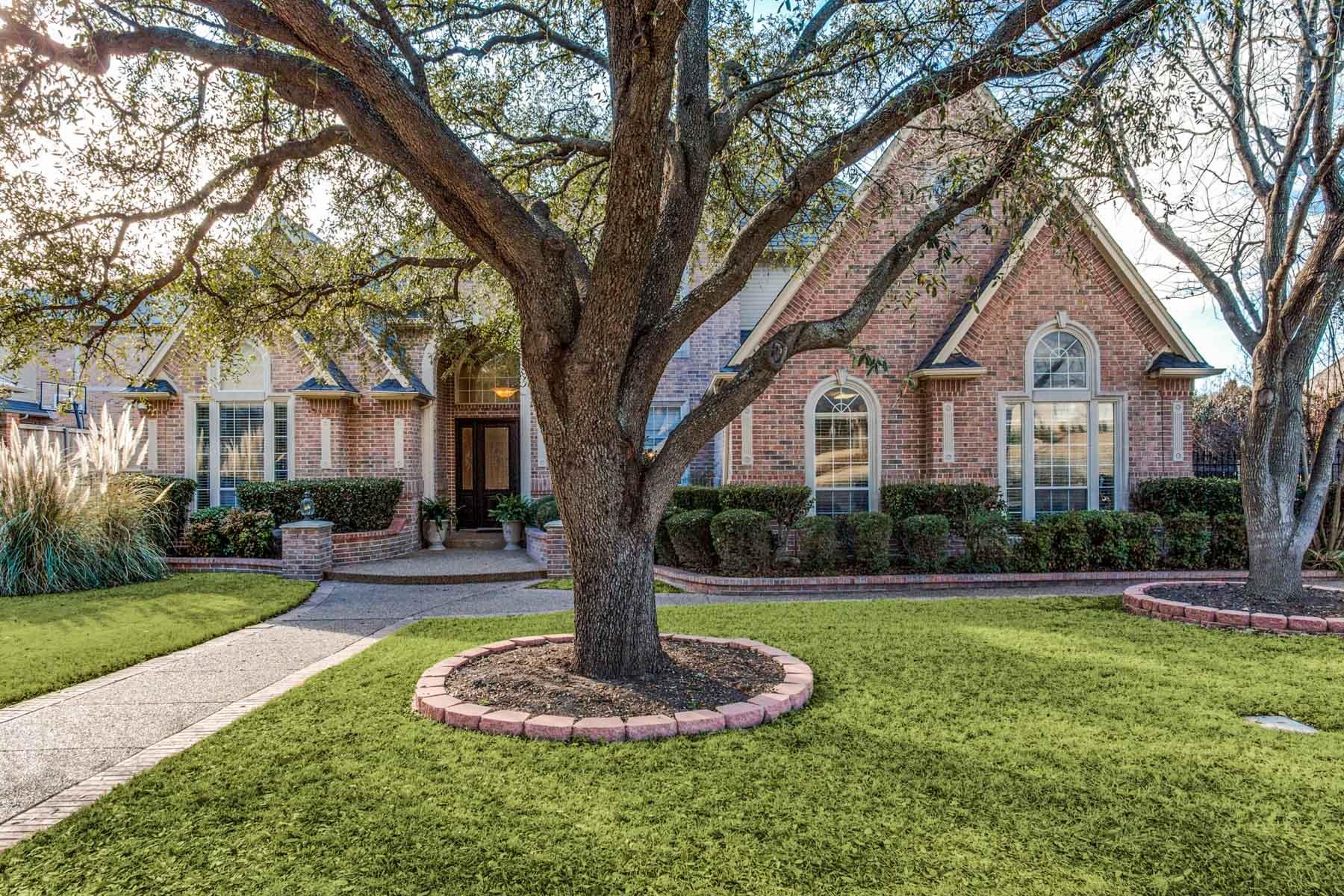 Casa Unifamiliar por un Venta en 6200 Troon Road, Fort Worth 6200 Troon Rd Fort Worth, Texas, 76132 Estados Unidos