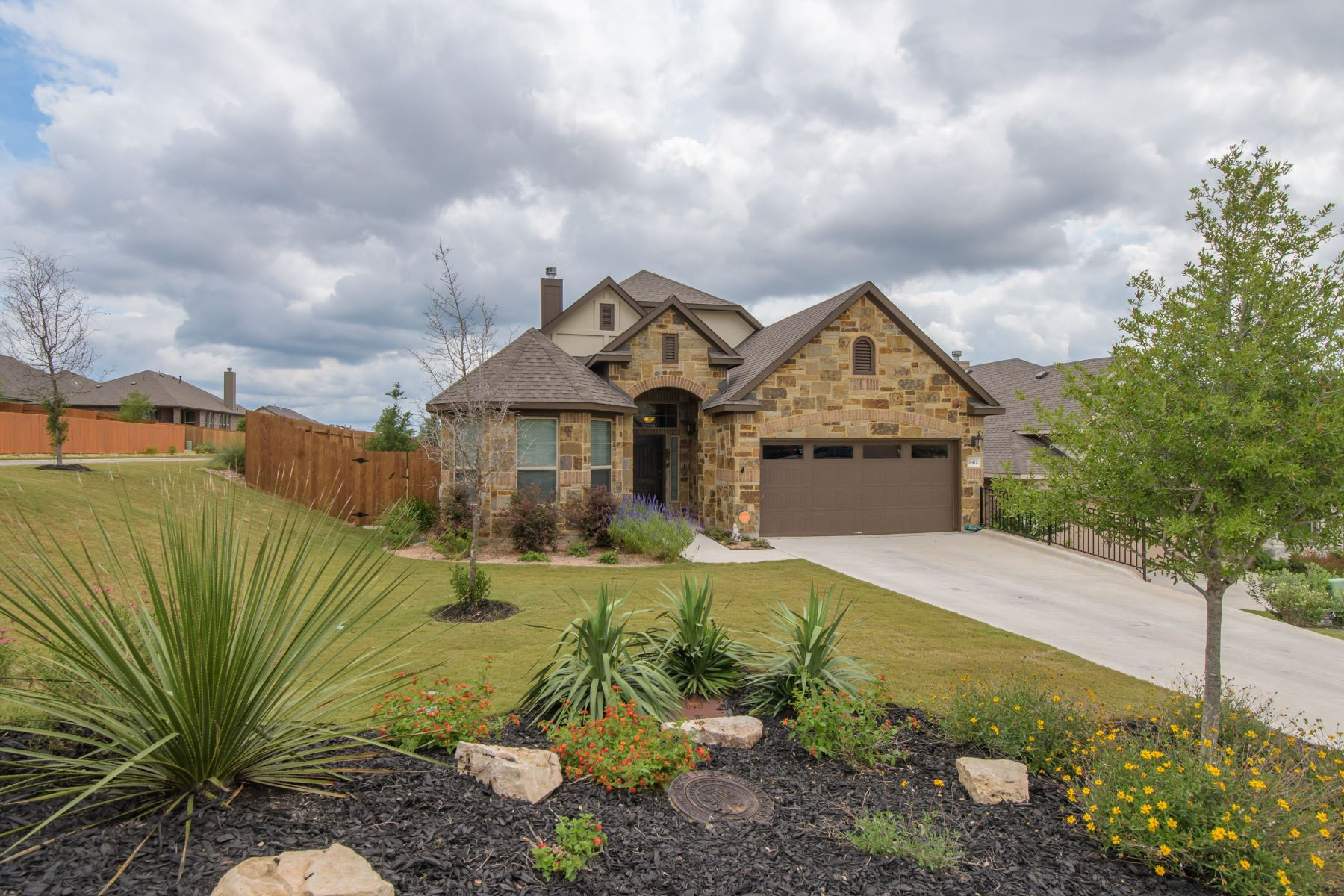 Single Family Home for Sale at Unheard-Of Features in Sweetwater 18412 Deleon Bayou Ln Austin, Texas 78738 United States
