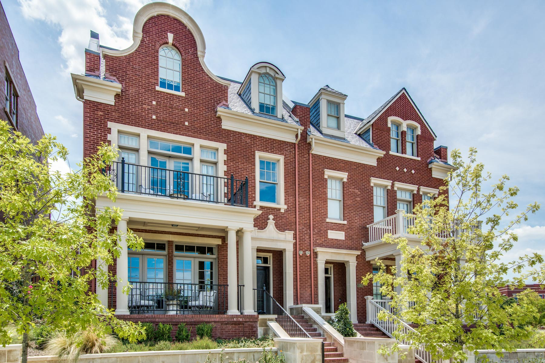 Single Family Home for Sale at Meeting Street Brownstone 1505 Meeting St Southlake, Texas 76092 United States