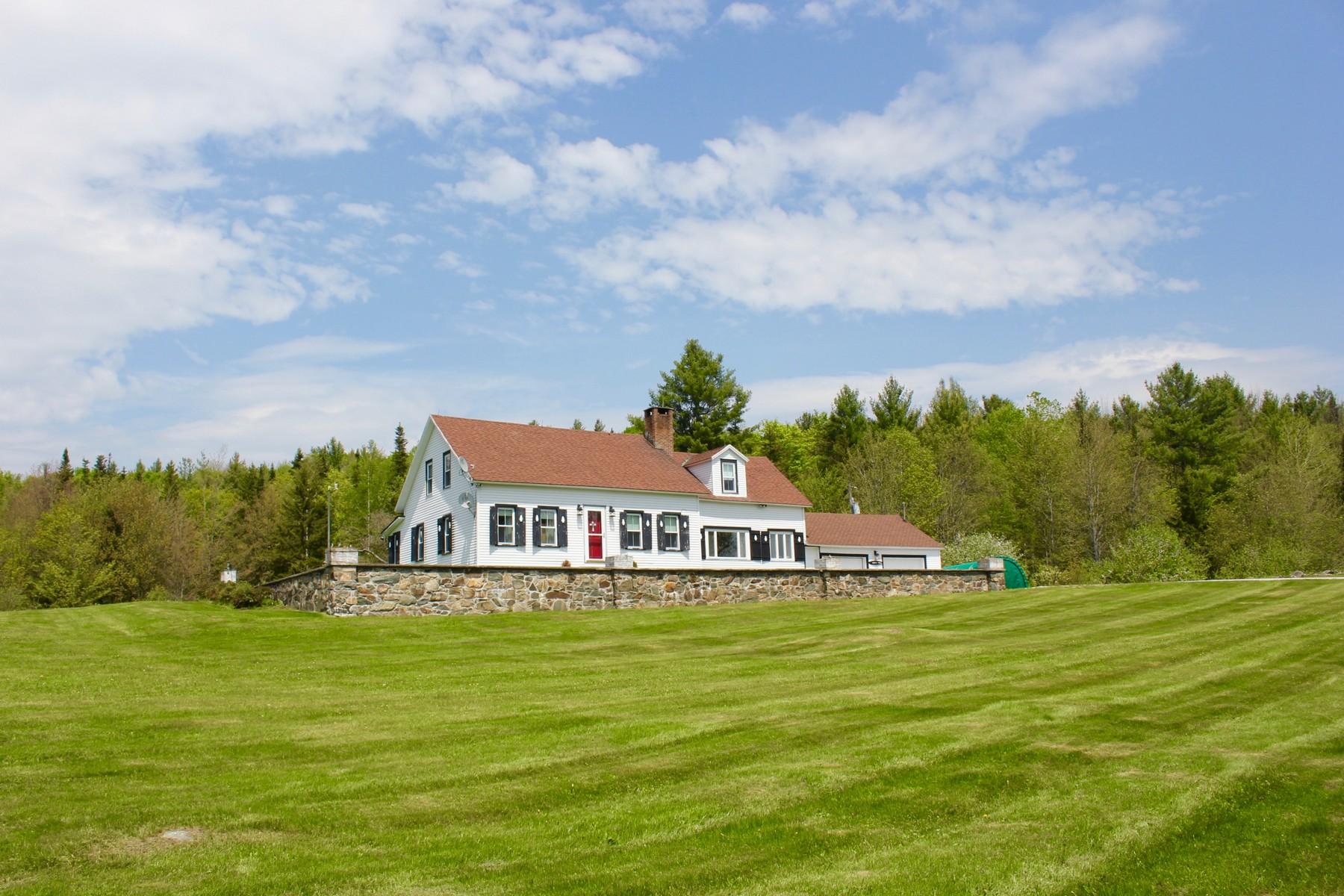 Maison unifamiliale pour l Vente à Welcome to Windy Lane 166 Windy Hill Ln Mount Holly, Vermont, 05758 États-Unis