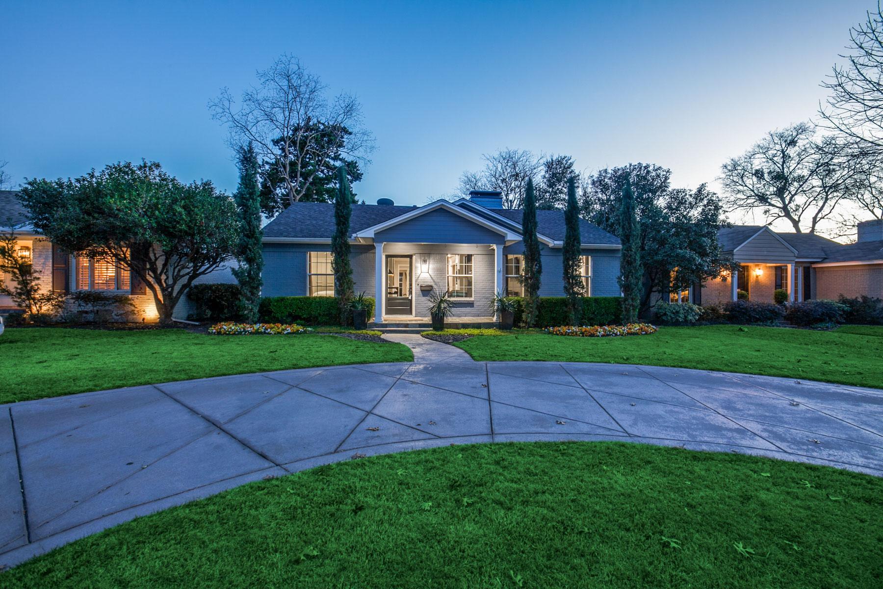 Einfamilienhaus für Verkauf beim Charming Cottage in Devonshire 5630 W Amherst Ave Dallas, Texas, 75209 Vereinigte Staaten