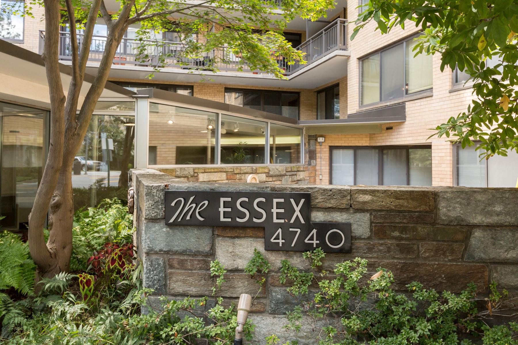 sales property at 4740 Connecticut Avenue Nw 409, Washington