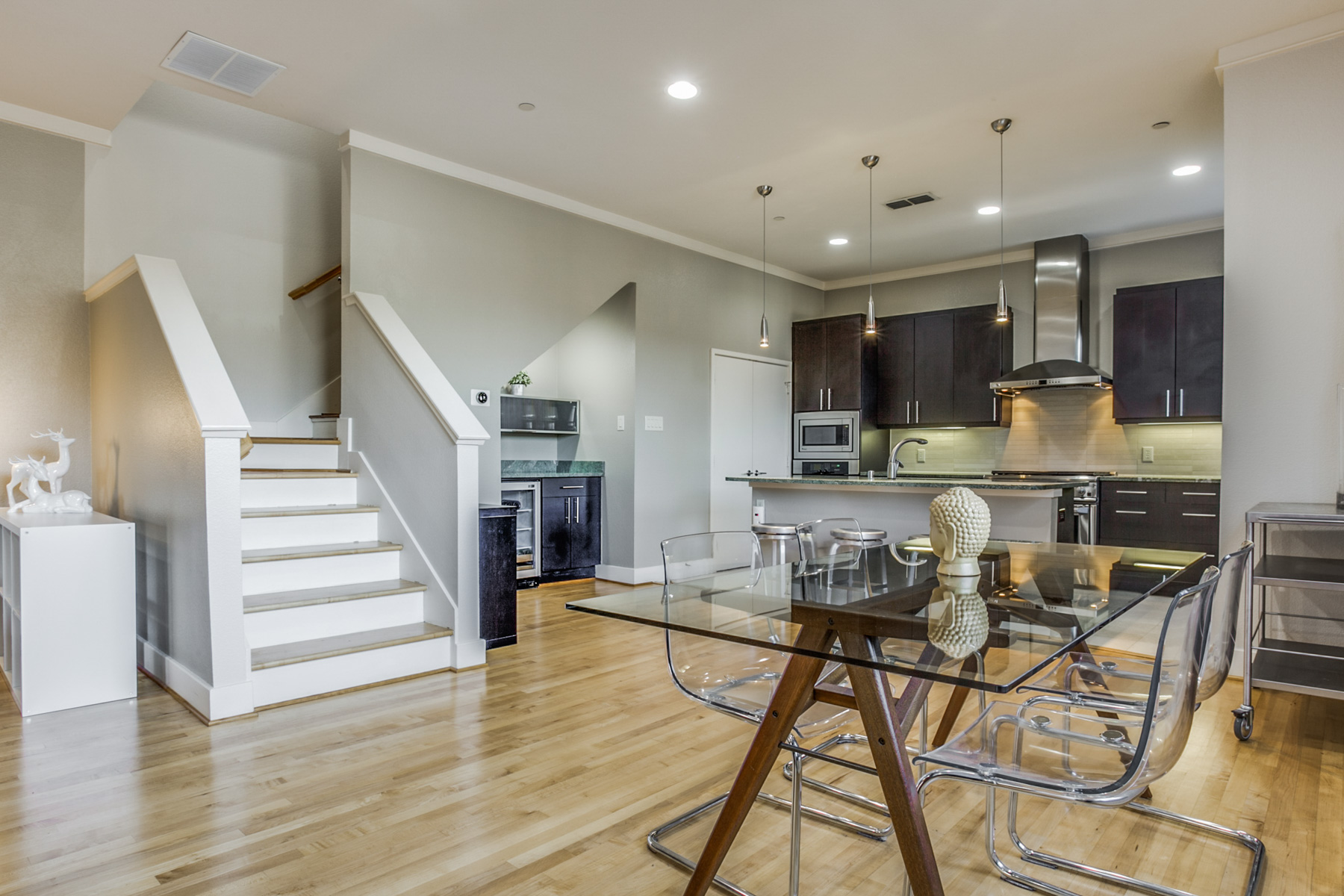 sales property at Cool Contemporary Townhome