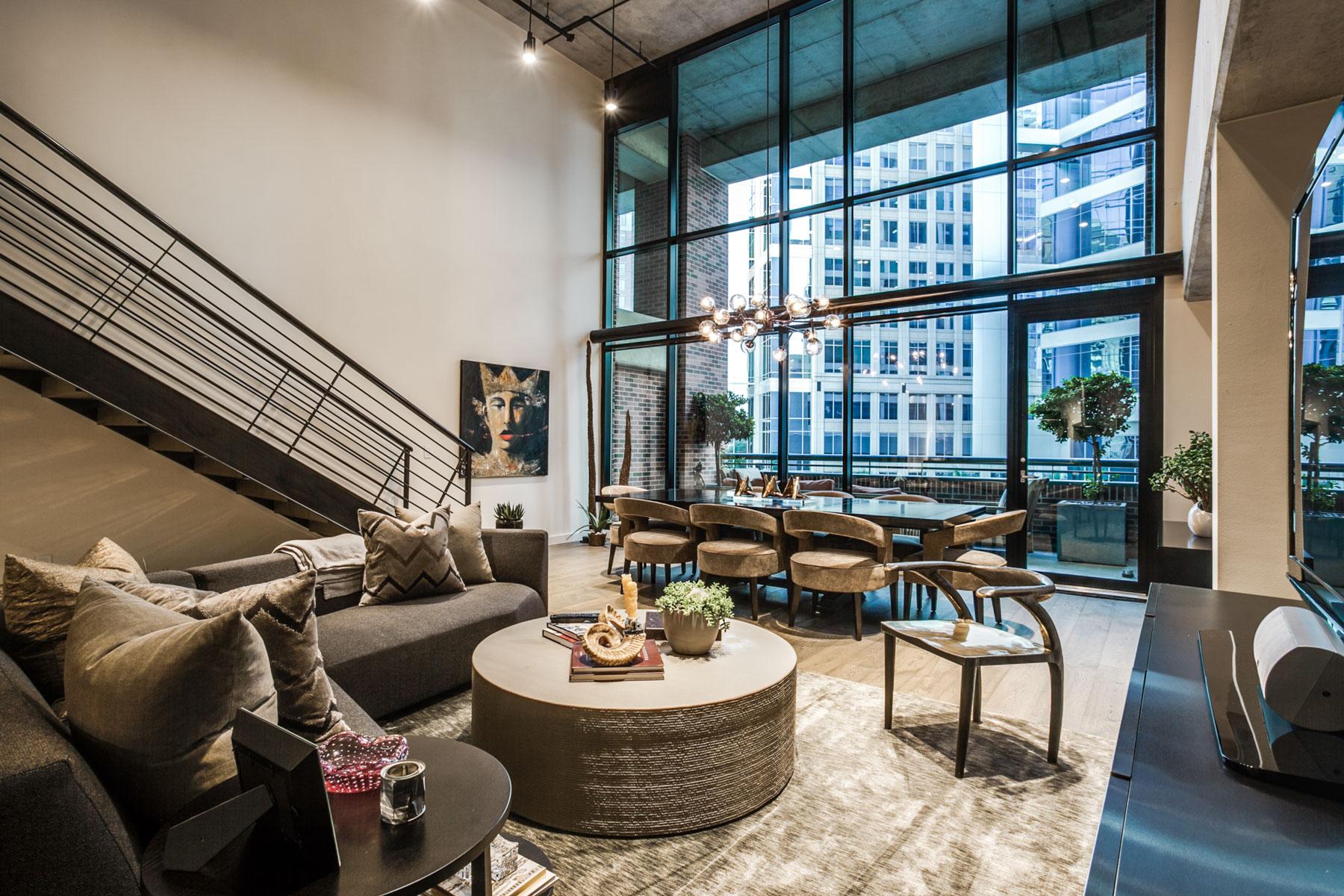 獨棟家庭住宅 為 出售 在 1999 McKinney Ave 404, Dallas Dallas, 德克薩斯州, 75201 美國