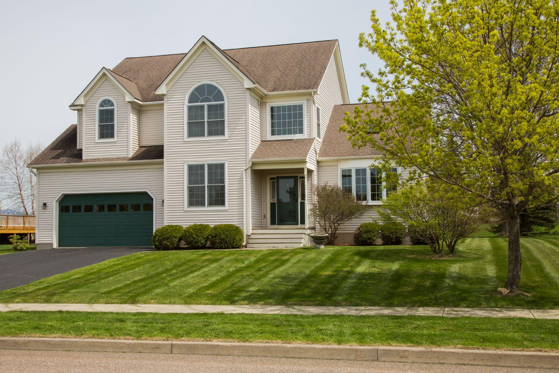 Частный односемейный дом для того Продажа на Butler Farms 17 Whiteface South Burlington, Вермонт 05403 Соединенные Штаты