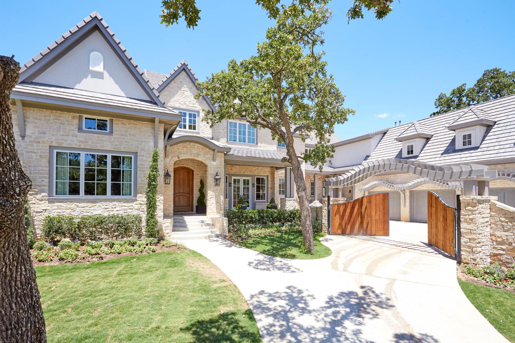 """Villa per Vendita alle ore Built as Fort Worth Magazine's """"Home of Dreams"""" 1925 Cielo Ct Keller, Texas, 76262 Stati Uniti"""