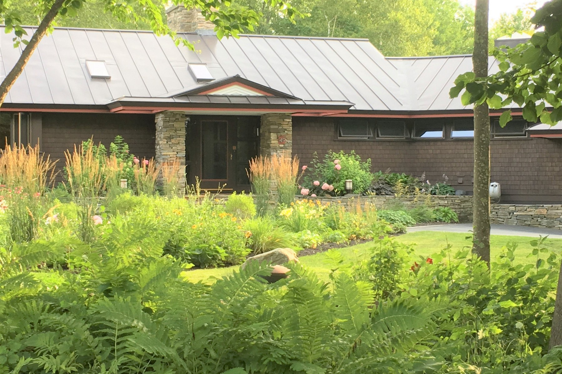 Maison unifamiliale pour l Vente à 49 Ferson Road, Hanover 49 Ferson Rd Hanover, New Hampshire, 03755 États-Unis