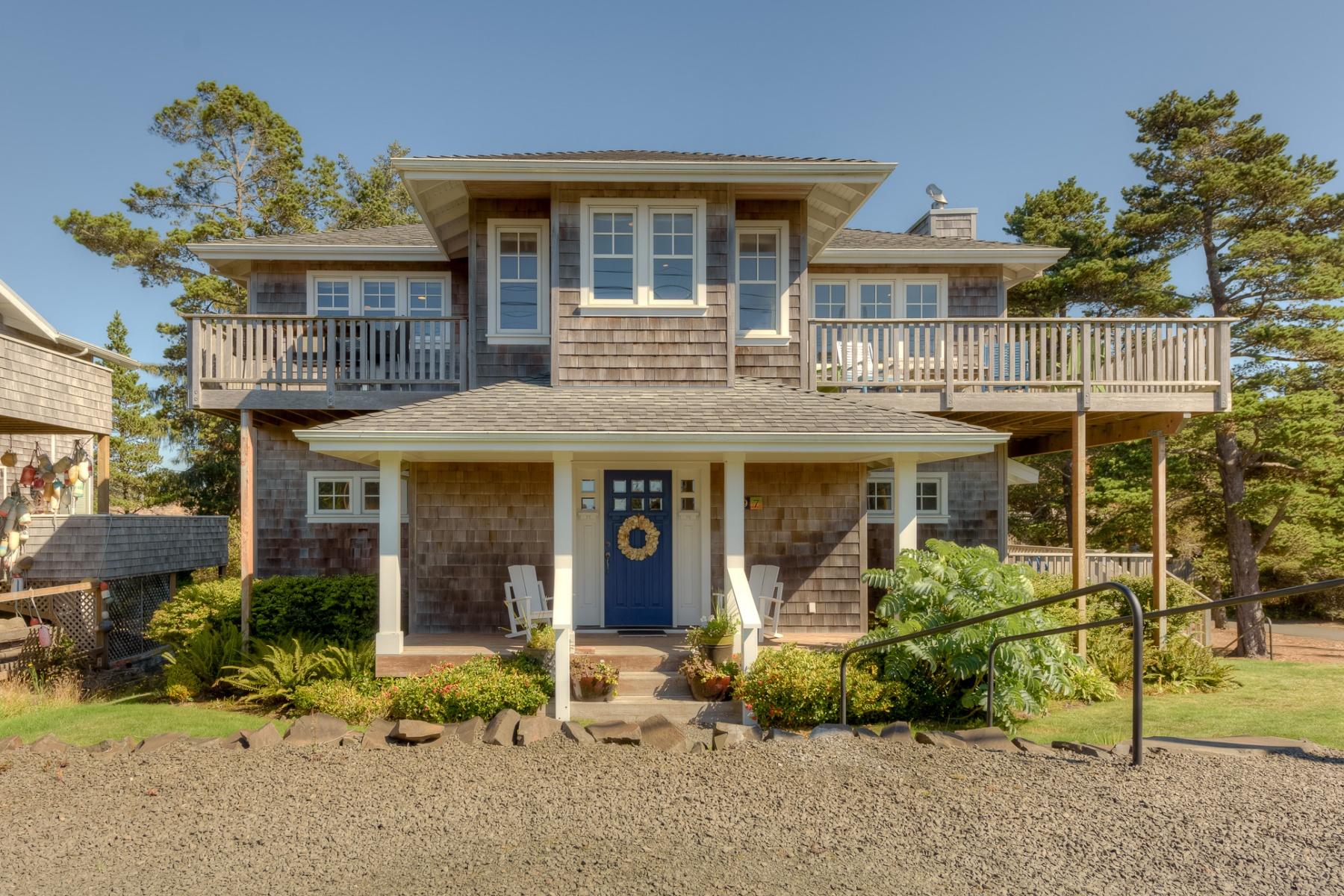 Nhà ở một gia đình vì Bán tại 597 N N Marion AVE, GEARHART, OR Seaside, Oregon, 97138 Hoa Kỳ